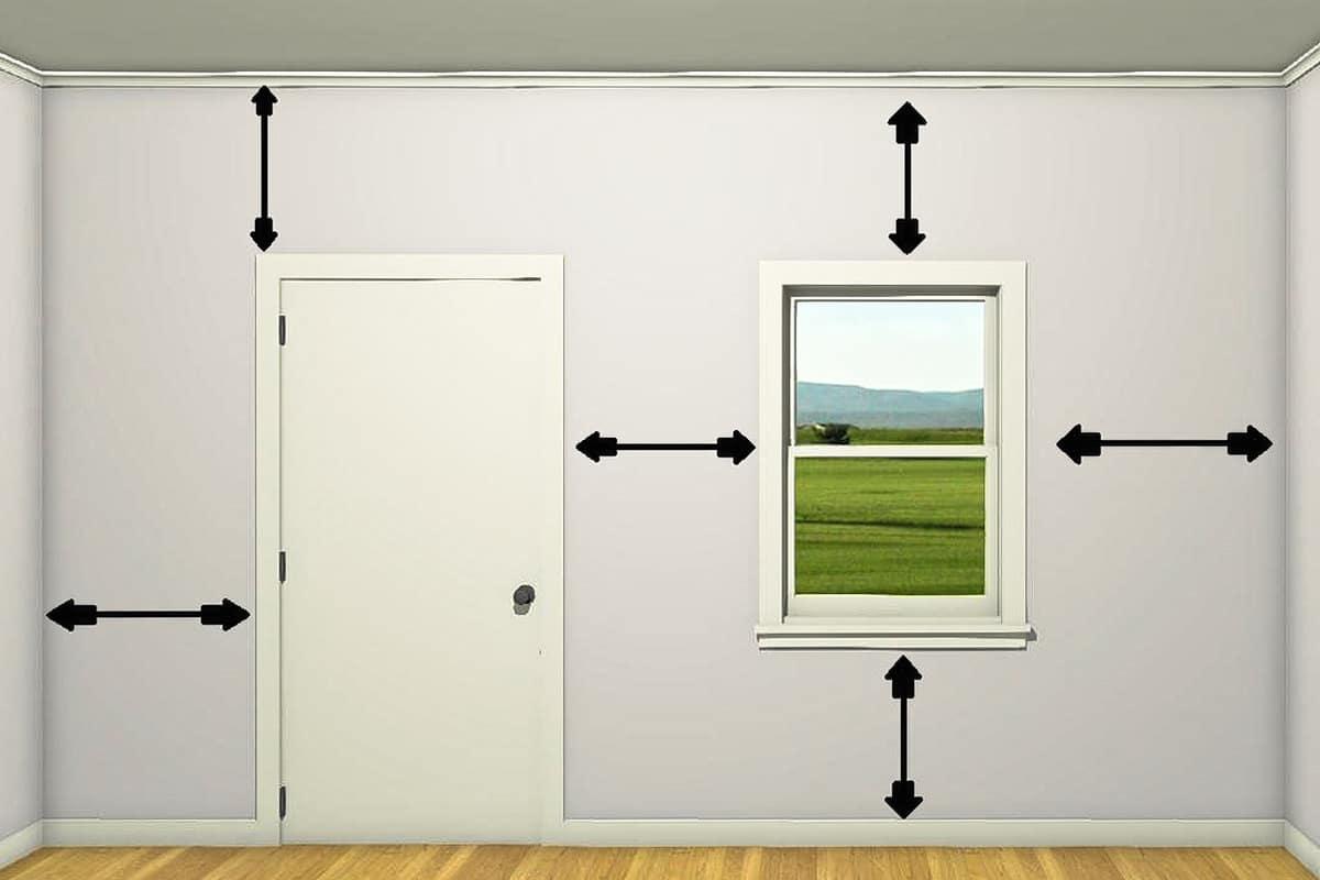 How To Measure Your Kitchen • Dendra Doors